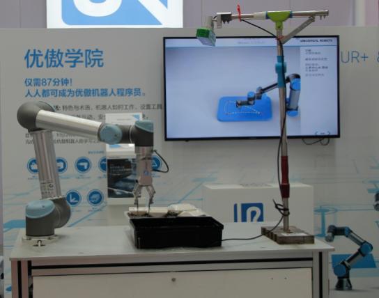 优傲新一代协作机器人面世,人机协作是机器人行业的一个重要趋势