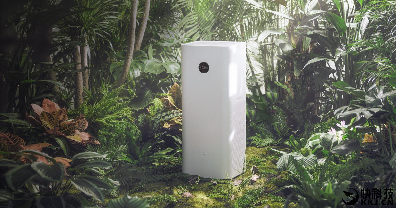 米家空气净化器max评测 小米史上最好的空气净化器