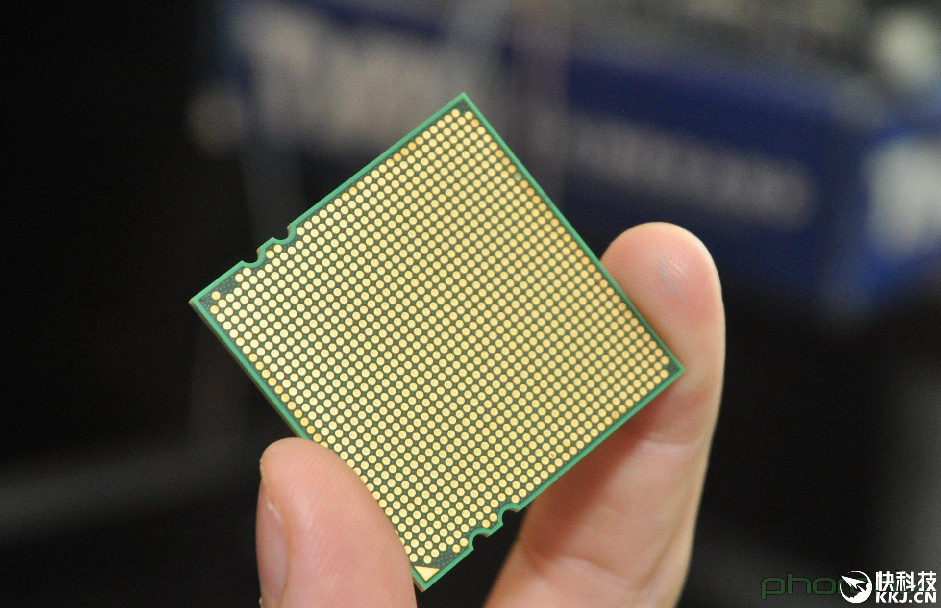 AMD EPYC与Opteron对比评测 十年时...