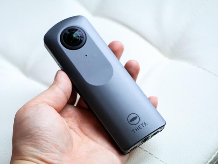 理光thetav评测 一款非常适合旅游的拍照设备