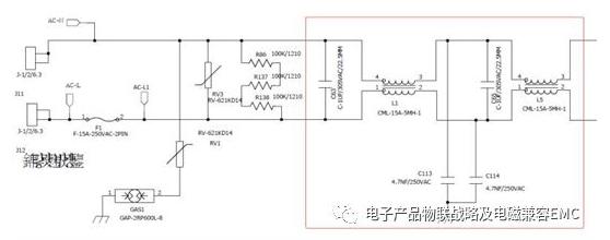 空调系统的EMI修改图释