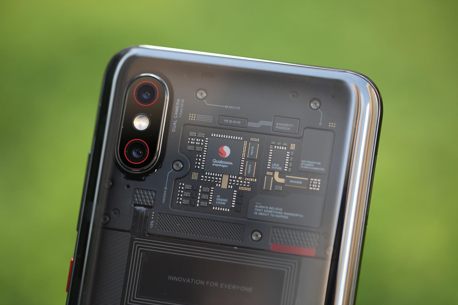 小米8探索版评测 无可挑剔的一款旗舰手机