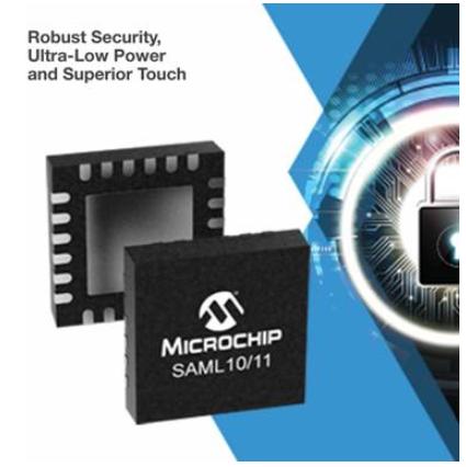 e络盟发售适于各种物联网应用的Microchip SAM L10 和 SAM L11 MCU