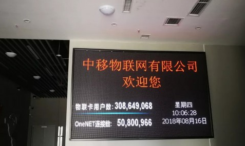 中国移动的物联网业务优连接服务,推动增长超150...