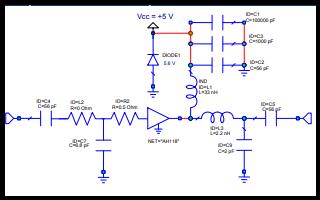 AH118高線性InGaP HBT放大器的詳細數據手冊免費下載