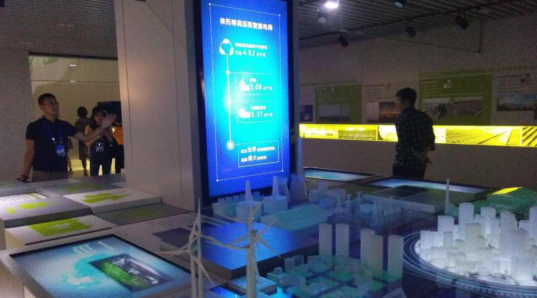 天津生態城首個智能電網創新示范區介紹