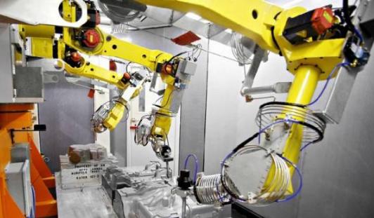 外资战略布局中国工业机器人,推动我国产业前进