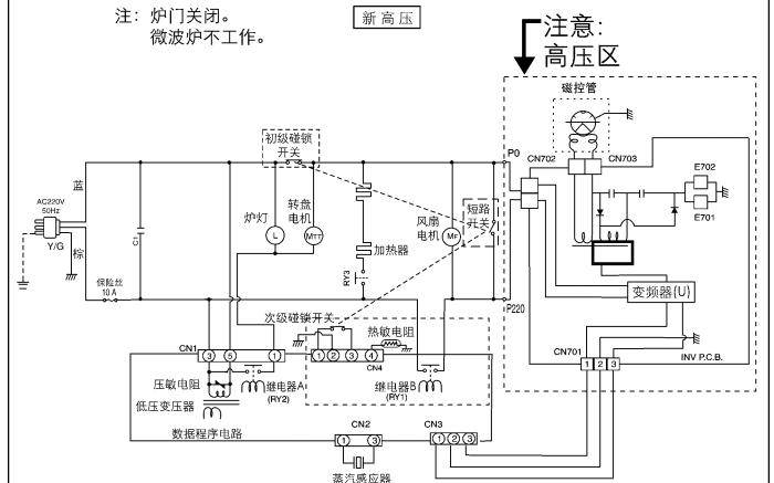 微波炉有哪些常见故障及的方法维修资料详细概述