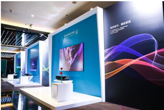 海信推出极具性价比的4K激光电视L5,突袭大屏电...