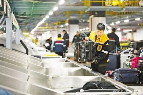物联网技术,让机场智能分拣系统轻松解决乘客行李问...