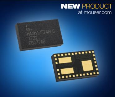 贸泽即日备货基于Maxim的MAXM17574电源模块 可助开发人员快速设计和上市