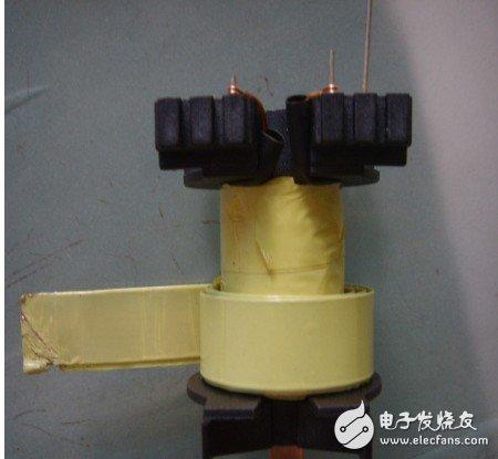 12v高频变压器绕制图解 浅谈高频变压器绕制