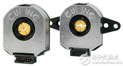 CUI 的 AMT 编码器是市面上首款采用基于 ASIC 的数字设计。