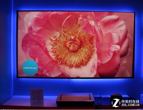 三星Micro LED电视:搭载LG人工智能平台...