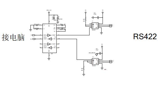 rs232转rs422电路图_RS232转RS422详细连接电路原理图资料免费下载-电子电路图,电子 ...