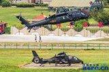 我國新型軍用直升機直-20再爆高清照片,可能會在...