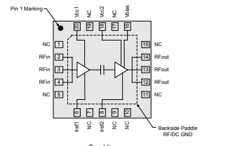 TQP9111高效率两级驱动功率放大器的详细数据手册免费下载