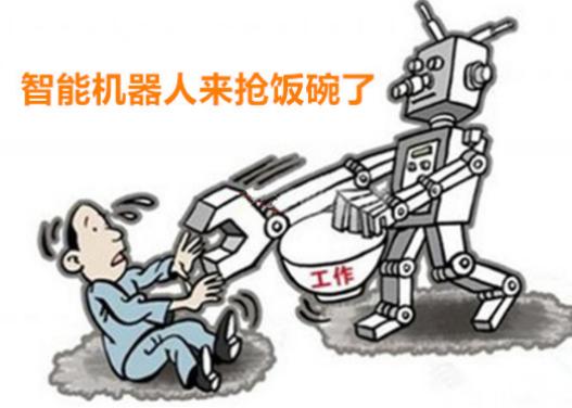 随着智能机器人的不断发展,以下这些工作岗位在未来20年可能会有风险