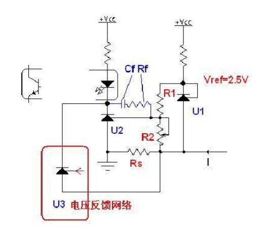 介绍几种巧妙的廉价的电流检测电路