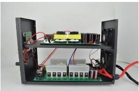 电鱼机低频变压器初级线圈推挽式如何绕制