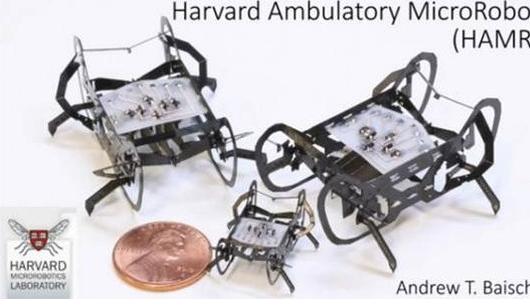 DARPA为推进制造毫米级到厘米级微型机器人所需的技术制定了一项新计划