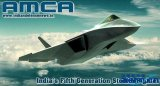 印度下一代战斗机AMCA将在2032年首飞,不再与俄罗斯共同研发五代战机