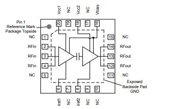 TQP9113线性两级驱动放大器的详细数据手册免费下载