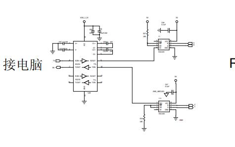 RS232转RS422详细连接电路原理图资料免费下载