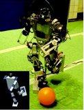 基于能自主型机器人足球比赛的仿人机器人研究方案
