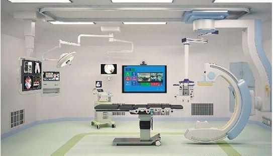 用融合模式推动数字化医疗发展,实现医疗场景全覆盖