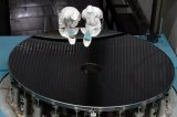 "4m量级高精度SiC非球面反射镜集成制造系统""项目通过验收"