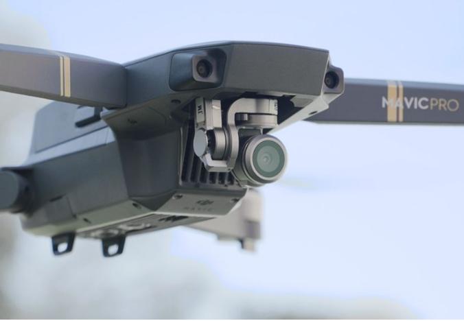 """大疆""""御""""Mavic 2旗舰无人机:拥有专业版和变焦版,售价9588元"""