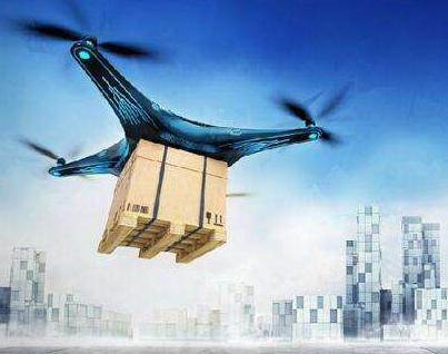 物流无人机需求不断增加,未来前景良好