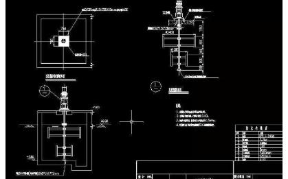 浆板搅拌机主要元件清单和浆板搅拌机电气控制原理图资料免费下载