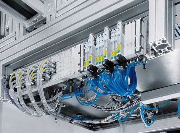 宜科工业以太网Profinet接口绝对值多圈编码器具备智能诊断和高速数据传输功能