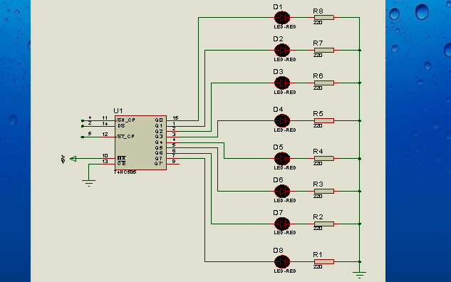 Arduino视频教程74HC595单片机的详细资料合集包括程序免费下载
