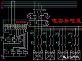 补偿控制器额定电压为220V时的接线