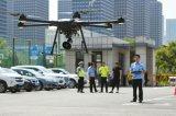 太原交警无人机上线,交通更加安全