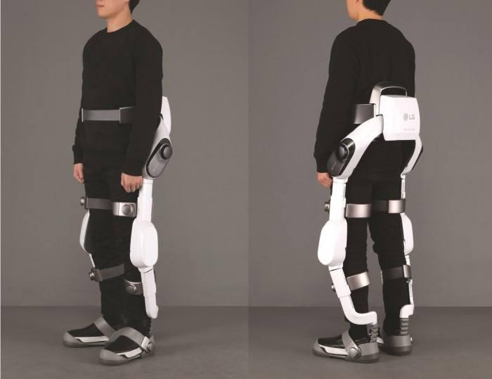 LG推出可穿戴机器骨骼LG CLOi SuitBot,用于人工劳动力