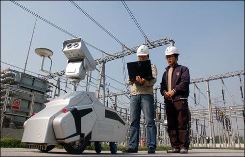 机器人进入安防领域,高新兴巡逻机器人表现可圈可点