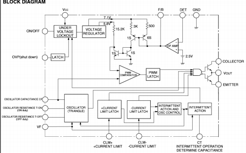 M51995A一级开关稳压控制器的详细中文资料免费下载
