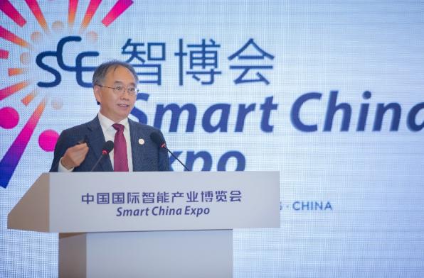 新思科技亮相2018中国智博会 推出汽车电子智能...