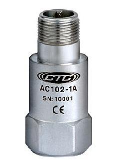 振動加速度傳感器原理圖與應用
