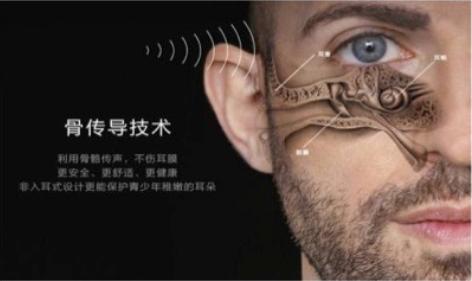 SOGEN骨传导耳机:采用后挂佩戴式的流线型设计...