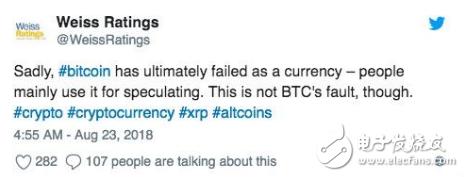 比特币并没有彻底失败,只是重新开始了