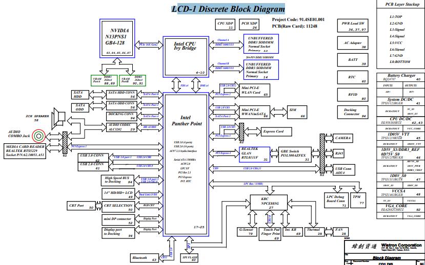 Thinkpad L430笔记本详细系列图资料免费下载