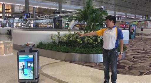 新加坡推出智能垃圾桶机器人,会自己收垃圾的机器人