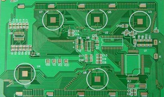 线路板PCB粉红圈起因及使用