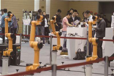 """遨博以实力打造出中国""""智""""造协作机器人军团"""