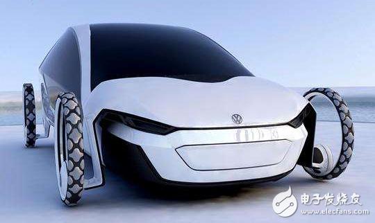 小型电动车相去甚远,大型电动车势必取代成为趋势